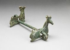 Horse Bit Iran, circa 1000-650 B.C.LACMA