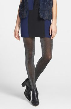 Nordstrom 'Bewitched Sparkle' Tights available at #Nordstrom