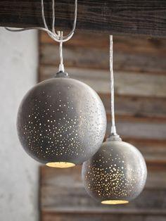 Constellation Pendant Lamps//
