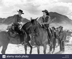 Red River (1948) John Wayne, Montgomery Clift Rrv 002p Stock Photo, Royalty Free Image: 29198433 - Alamy
