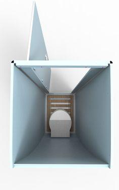 EVO DESIGN micro toilet shower sprinter crafter fiat6