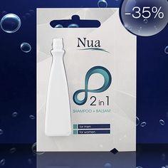 Мандрувати стало набагато зручніше! З шампунем «2 в 1» від NUA ви не лише економите місце у валізі, але й забезпечуєте надійний догляд за своїм волоссям! http://eshoping.ua/uk/nua35-0901.html