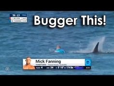 Ozzy Man Commentates Mick Fanning vs Shark -  Bahaaa! Love this guy