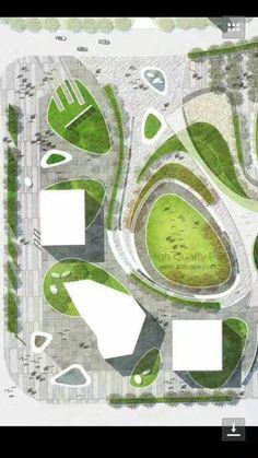 Nice Landscape #ad #LandscapeLayout #LandscapeMasterplan