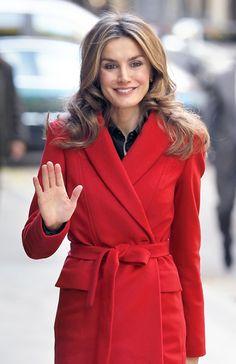 Celebrity diet: Princess Letizia Ortiz