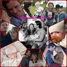 (3) Twitter Heartland Season 11, Heartland Quotes, Heartland Tv Show, Ty Et Amy, Ty Borden, Ty Babies, Graham Wardle, Amber Marshall, Horse Quotes