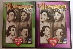 Honeymooners DVD Bundle: The Lost Episodes, Boxed Sets 1 - 6 RARE FIND   | eBay