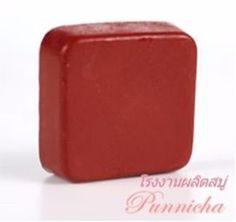สบู่มะเขือเทศ โรงงานผลิตสบู่พัณณิชา Punnicha OEM Soap Factory