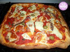 Pizza magica allo yogurt   In cucina con Pagnottina