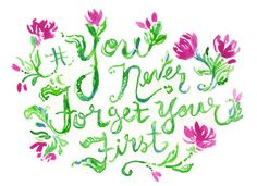 Lilly-Pulitzer-You-Never-Forget-Your-First Social Content Contest