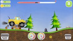 Offroad Jeep Racing On Hill!