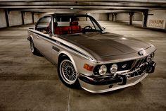 #SICK 1973 BMW E9 3.0CSi turned '3.5CSi'