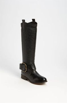Steve Madden 'Pegggie' Boot available at Nordstrom - Lovin' these boots in brown!