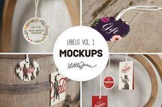 Round Tags /Label Mockups Vol. 1 by Little Jimi https://creativemarket.com/littlejimi/282423-Label-Mockups-Vol.-1?u=Webgrrl&utm_content=buffer6a99c&utm_medium=social&utm_source=pinterest.com&utm_campaign=buffer