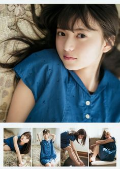 Nogizaka46 Asuka Saito 7th Center on Young Jump Magazine - JIPX(Japan Idol Paradise X)