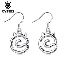 Find More Drop Earrings Information about 2018 NEW ARRIVALS Cat Earrings animal cute drop earrings women lady gift wholesale hot sale CYPRIS Drop Shipping,High Quality drop earrings,China earrings new arrival Suppliers, Cheap earrings drops from CYPRIS Official Store on Aliexpress.com