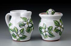 Majolica Pottery : Duluth Pottery