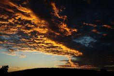 Cielo y nubes- Ski and Clouds
