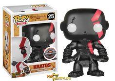 POP! Video Game- God of War Kratos pop Vinyl Figure - GameSto