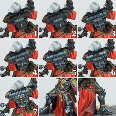 What is Your Painting Style? How do you find your own painting style? What is your painting style? Warhammer 40k Figures, Warhammer Paint, Warhammer Models, Warhammer 40k Miniatures, Warhammer 40000, Warhammer Aos, Warhammer Fantasy, Mini Paintings, Your Paintings