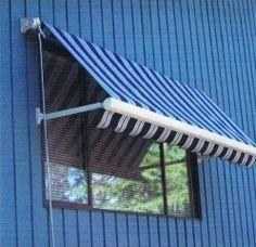 Auvent de fenêtre rétractable MONACO