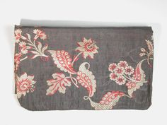 Work bag National Trust Inventory Number 1360327 Date	1794 Materials	Moire silk Collection	Killerton, Devon (Accredited Museum)
