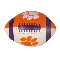 17d8e39b2eda Clemson Tiger Football Toy  clemson Clemson Football