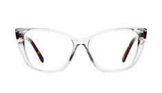 Affordable Fashion Glasses Cat Eye Eyeglasses Women Dolled Up Diamond Tortoise Front