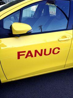 yellow fanuc