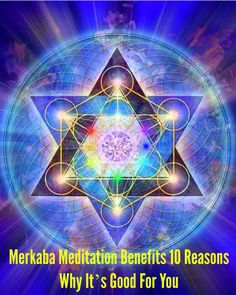 Merkaba Meditation Benefits: 10 Reasons Why It's Good For You Merkaba Meditation, Meditation Musik, Sacred Geometry Art, Sacred Art, Geometry Tattoo, Spiritual Symbols, Spiritual Awakening, Spiritual Disciplines, Spiritual Messages