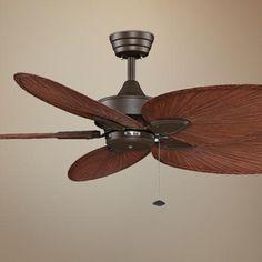 Tropical ceiling fans tropical ceiling fans are very cool turn of 52 fanimation windpointe palm bronze ceiling fan aloadofball Gallery
