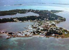 Historic Green Turtle Cay, Abaco, Bahamas