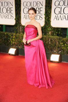 Natalie Portman in Lanvin, 2012