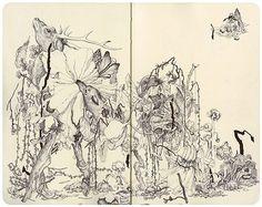james jean drawings