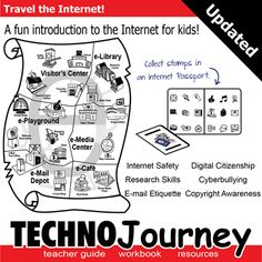 New and revised internet activities for elementary and middle school grades.