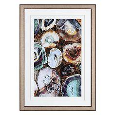 Chalcedony 2 | Framed Art | Art by Type | Art | Z Gallerie
