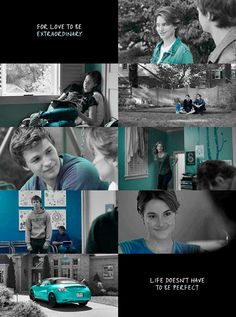 The Fault In Our Stars Book -> Movie