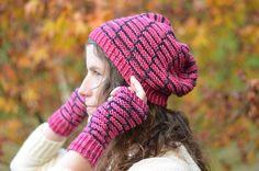 Ravelry: Slip-Zag Hat pattern by Lisa Hannes