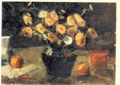 Francisc Sirato (1877-1953) - Flowers