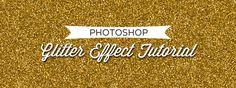Photoshop glitter tutorial