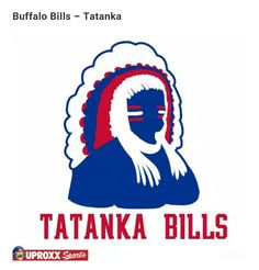 b57c364a6 Bills matched with Tatanka in NFL logo re-imagination