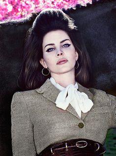 UNTAGGED: Lana by Steven Klein for 'V Magazine' (2017)