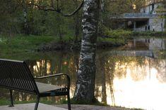 Omenaminttu: Rouheinen vuokaleipä Outdoor Furniture, Outdoor Decor, Park, Plants, Home Decor, Decoration Home, Room Decor, Parks, Planters