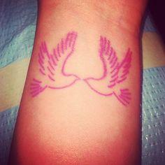doves =) #tattoo