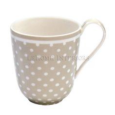 GreenGate Spot Beige Mug