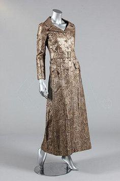 Dress    Biba, 1970s    Kerry Taylor Auctions