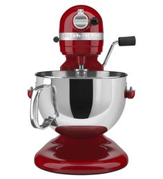 NEW KitchenAid 6 Qt Professional 600 Series Red Stand Mixer Countertop Kitchen Refacing Kitchen Cabinets, Kitchen Countertops, Kitchenaid Professional 600, Stand Mixer Reviews, Lift Design, Kitchenaid Stand Mixer, Electronic Recycling, Stainless Steel Kitchen, Small Appliances