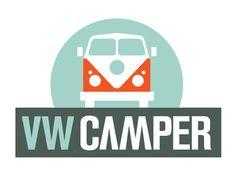 Image result for logo with camper