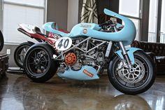 2007 Ducati 999S by Meisturwerk Machinen
