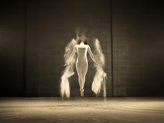Vibrant Dancer Photos by Jeffrey Vanhoutte | Inspiration Grid | Design Inspiration